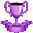 Purple Trophy